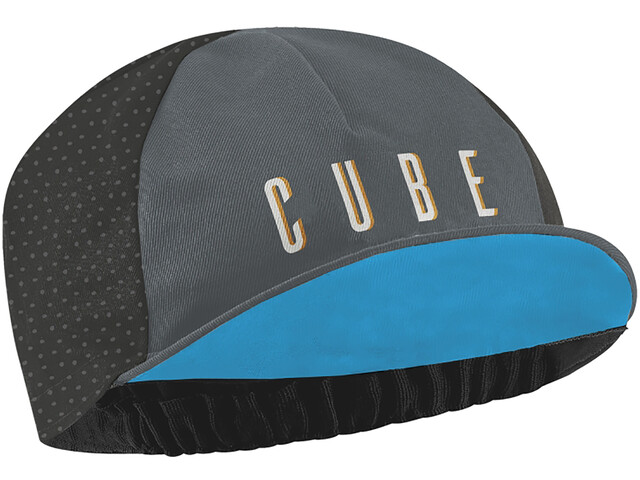 Cube Cross Race Kappe grey´n´mint